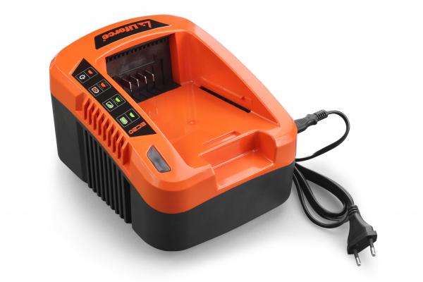 Set Redback suflanta funze E435C 40V + acumulator Li-Ion EP40 40V/4Ah + incarcator EC20 40V/2A 3