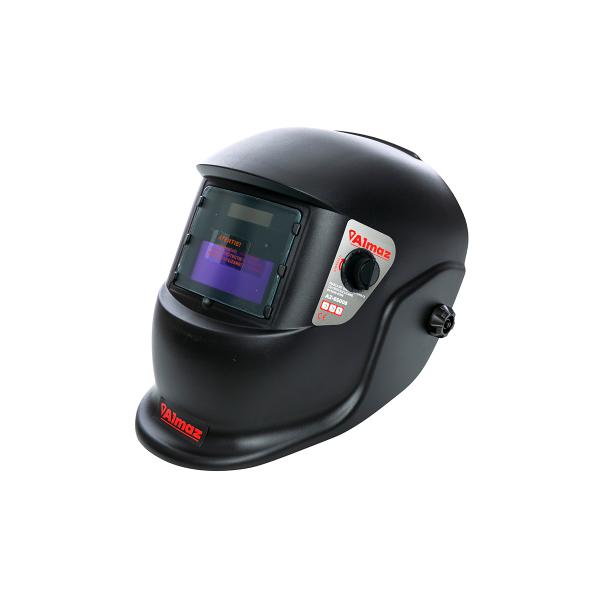 Aparat de sudare Proweld MMA-160PI cu masca de sudura cu reglaj automat Almaz BY350E-ROSE 2
