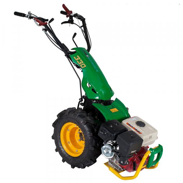 Pachet promotional Motocultor multifunctional Progarden BT330/G188 + Plug rotativ Progarden BT-R30 + ulei motor si transmisie 0