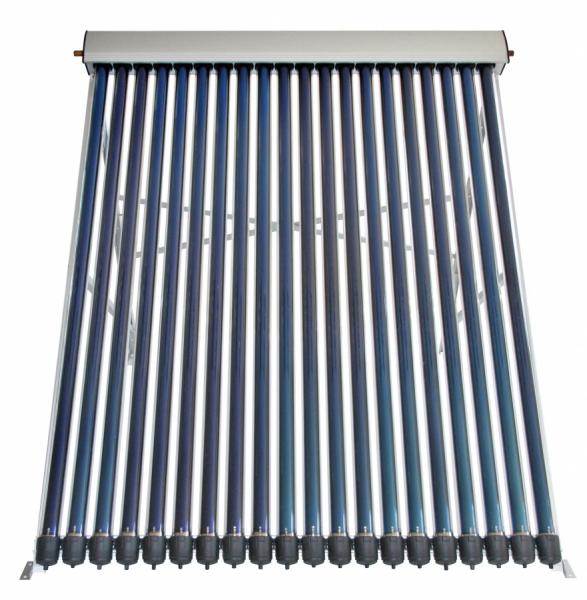 Pachet solar COMPLEX pentru 4 persoane - panou cu tuburi vidate Sontec SPA-S58/1800A –20 tuburi cu accesorii + boiler 200 litri 1